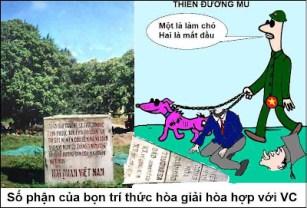 Image result for ĐÁM HÒA HỢP HÒA GIẢI VỚI vc