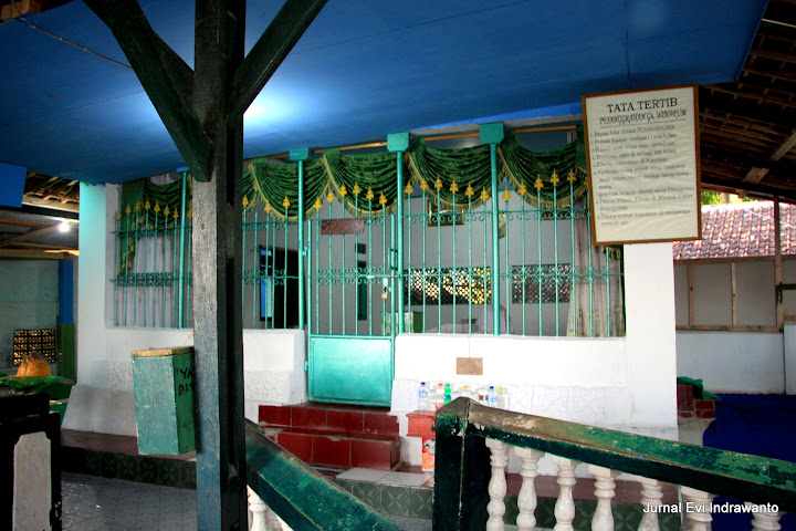 Makam Syeh Hasan Ali