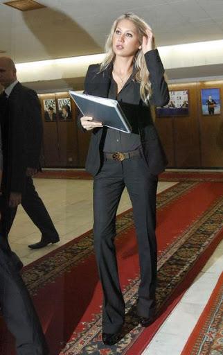Anna Kournikova Photos