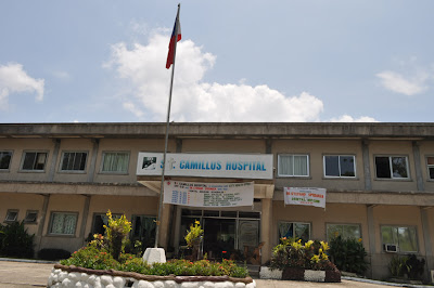 St. Camillus Hospital Facade