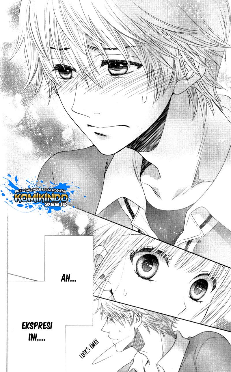 Nanoka no Kare: Chapter 15 - Page 39