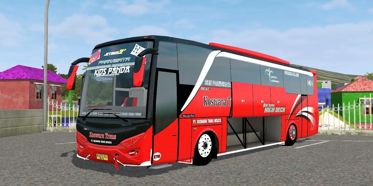 Jetbus 2+ HD, Jetbus 2+ HD Mod, Mod Jetbus 2+ HD BUSSID, Jetbus 2+ BUSSID Mod, Jetbus 2+ HD Mod for BUSSID, Bus Mod Jetbus 2+ HD, Jetbus 2+ HD Bus Mod for Bus Simulator Indonesia, SGCArena, MD Creation