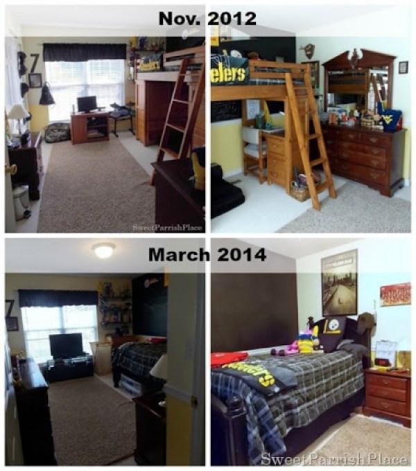 Three Year Update