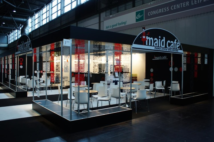 Manga Comic Convention 2015 LBM MCC Leipziger Buchmesse Cosplay Maid Cafe