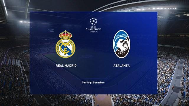 Real Madrid Vs Atalanta Live Match, UEFA Champions League, Prediction, Team News