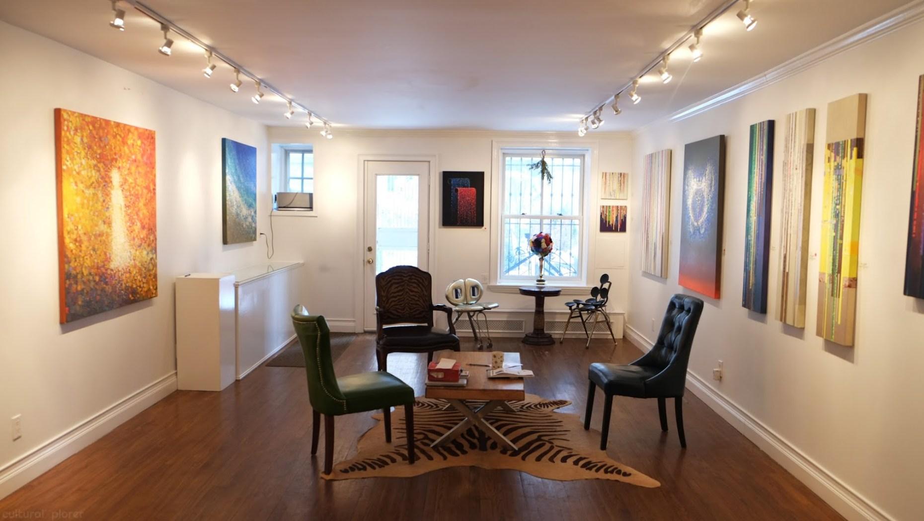 La Maison d'Art Gallery