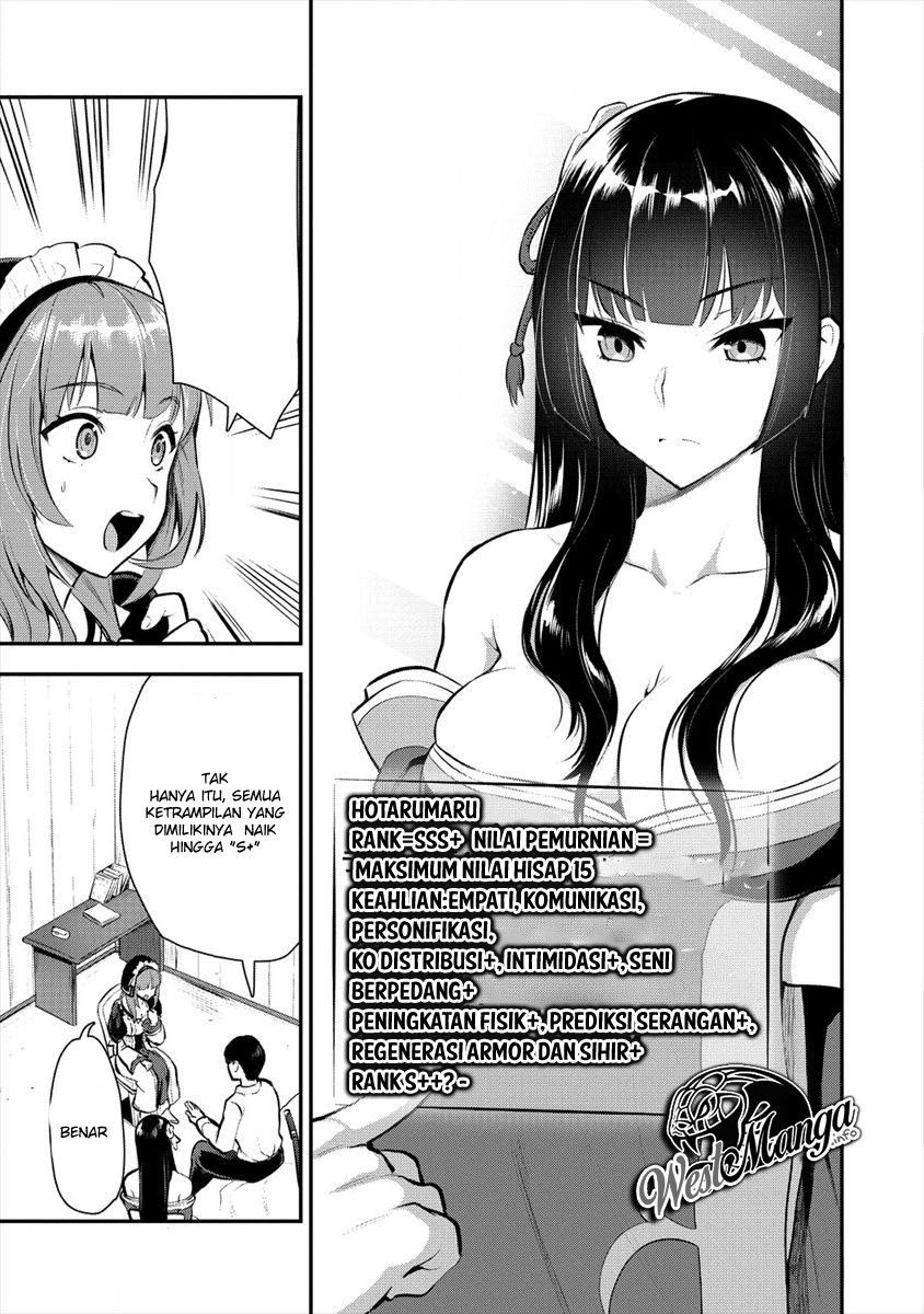 Makenshi no Maken Niyoru Maken no Tame no Harem Life: Chapter 08.1 - Page 4