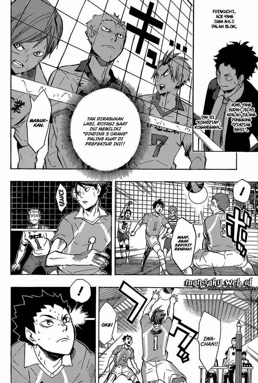 Haikyuu!!: Chapter 127 - Page 13