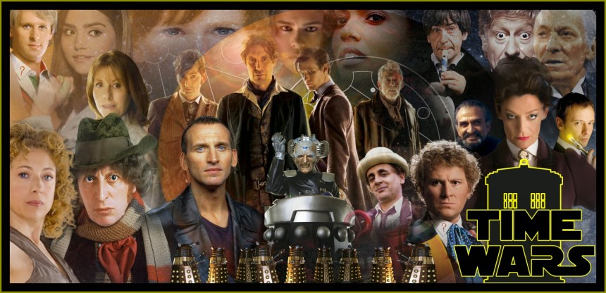 Time Wars, Doctor Who, Star Wars