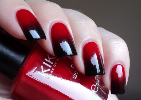 Cute Nail Art Ideas For Red Nails