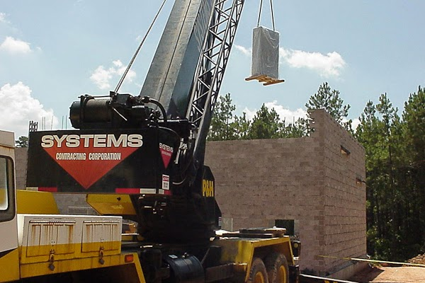 Systems Contracting Hydraulic Crane Rental