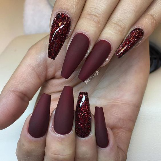 +25 Best Gel Nail Art Designs For Long Nails 2018