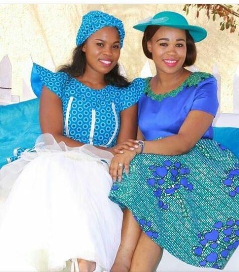 South African Traditional Wedding Attire 2017 ⋆ fashiong4
