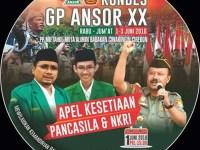 GP Ansor Subang Kompak Ikuti Apel Kesetiaan Pancasila dan NKRI