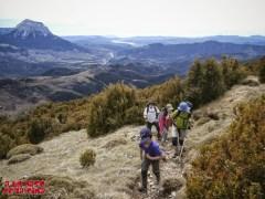 Peña Montañesa, valle del Cinca y... ¡el coche! ©aunpasodelacima