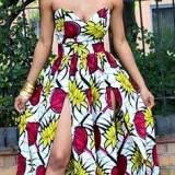 Long African Dresses 2017 2018