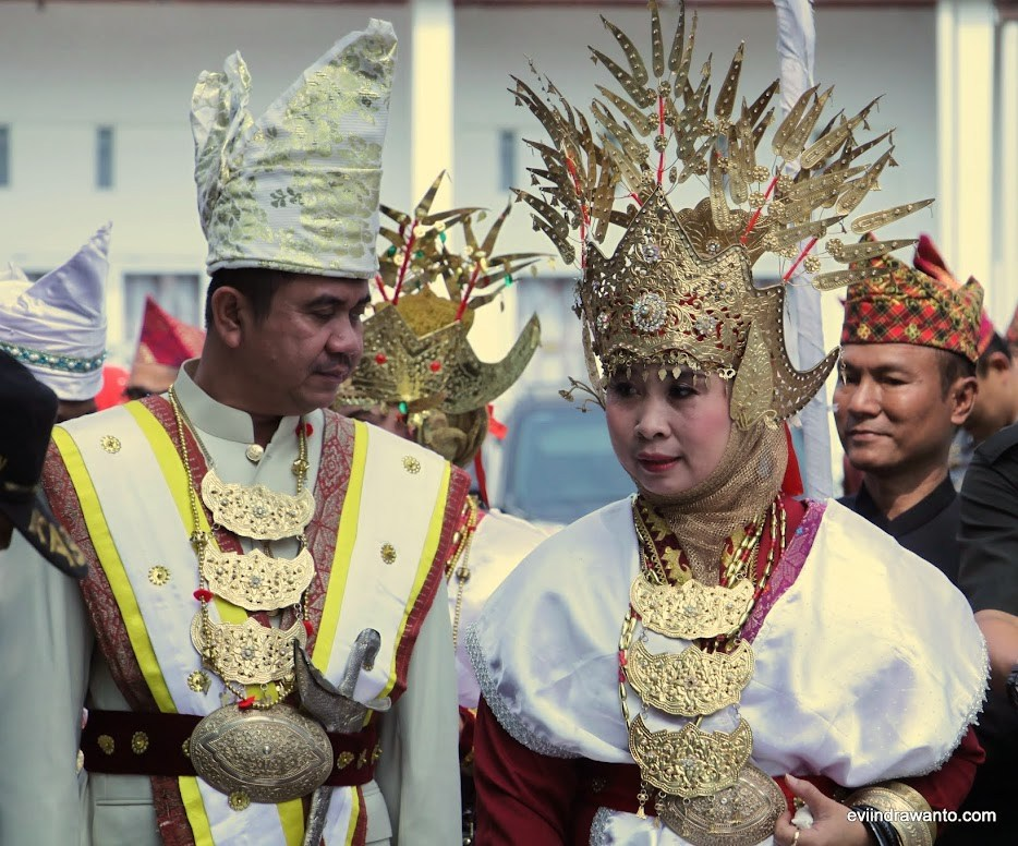 Pemberian gelar adat di Lampung
