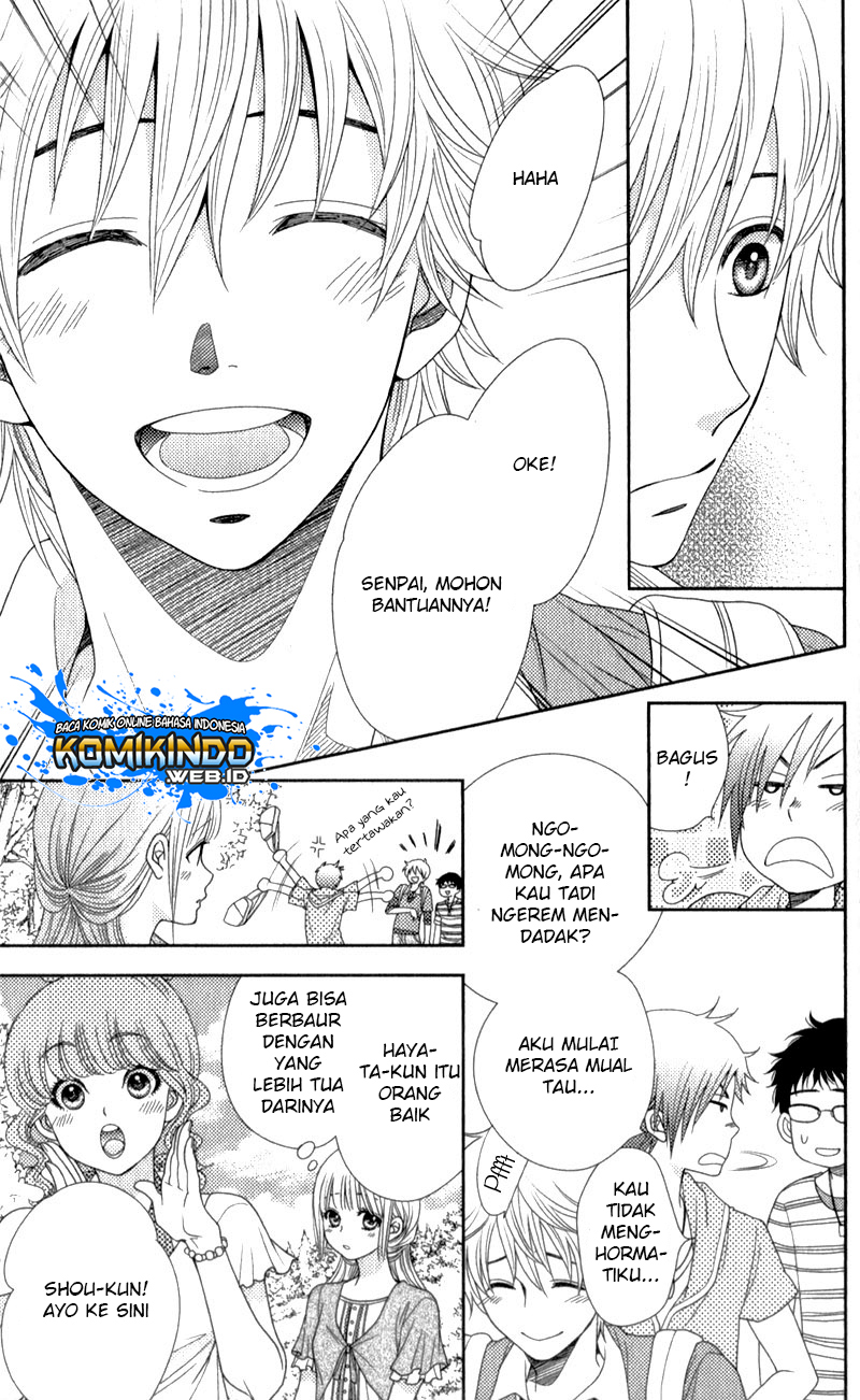Nanoka no Kare: Chapter 15 - Page 6