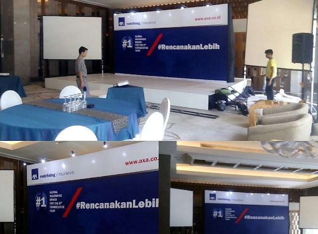 jasa backdrop event dan seminar