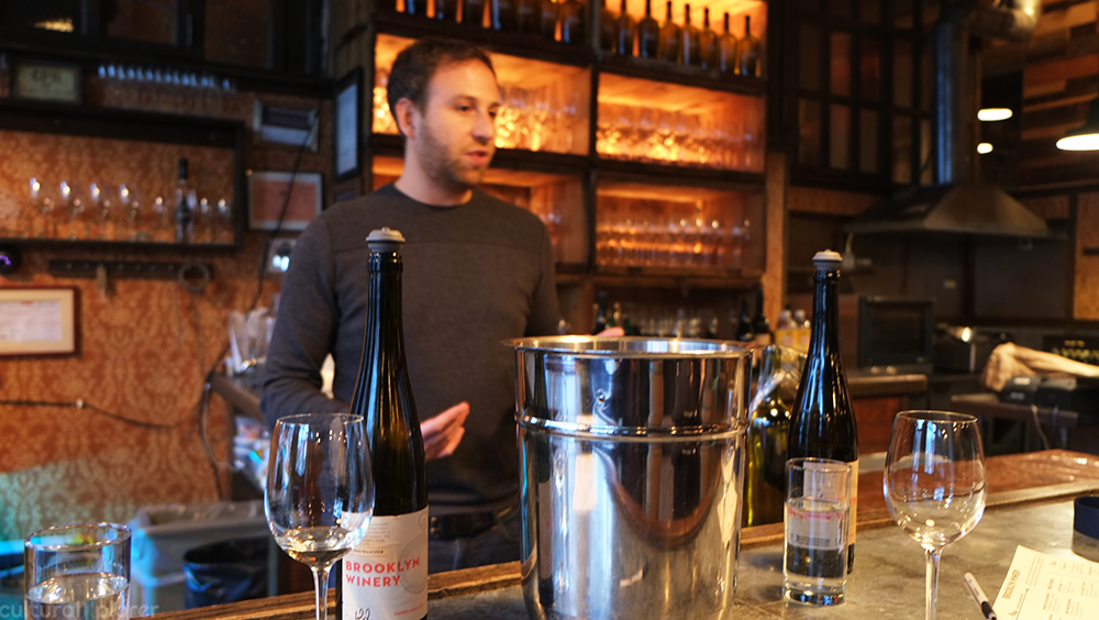 Brian Leventhal Brooklyn Winery