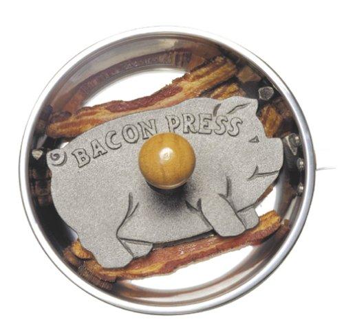 *趣味廚房小工具:培根鐵壓鏟! 3