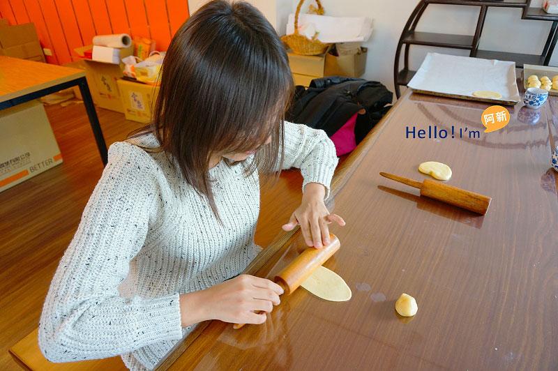 陳允寶泉食品,太陽餅-1