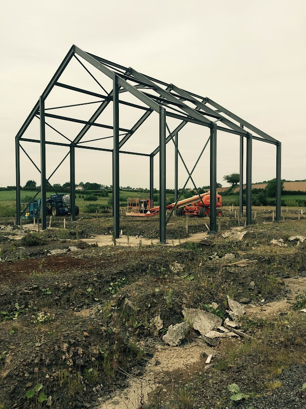 Steelwork Construction - 1