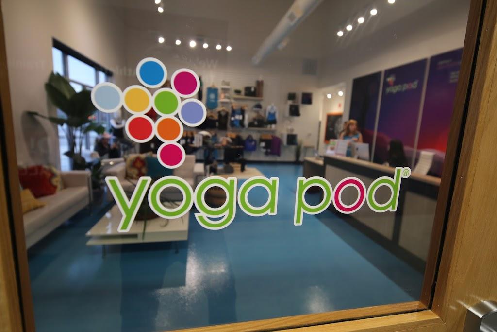 Front door, Waco Yoga Pod