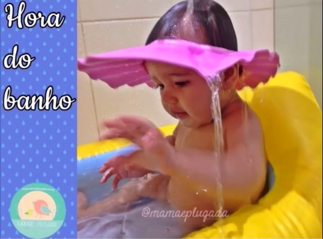 viseira para banho