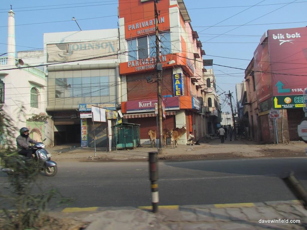 0480Agra City Views