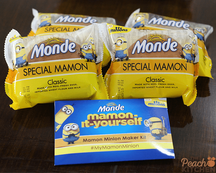 Mymamonminion From Monde Mamon It Yourself The Peach