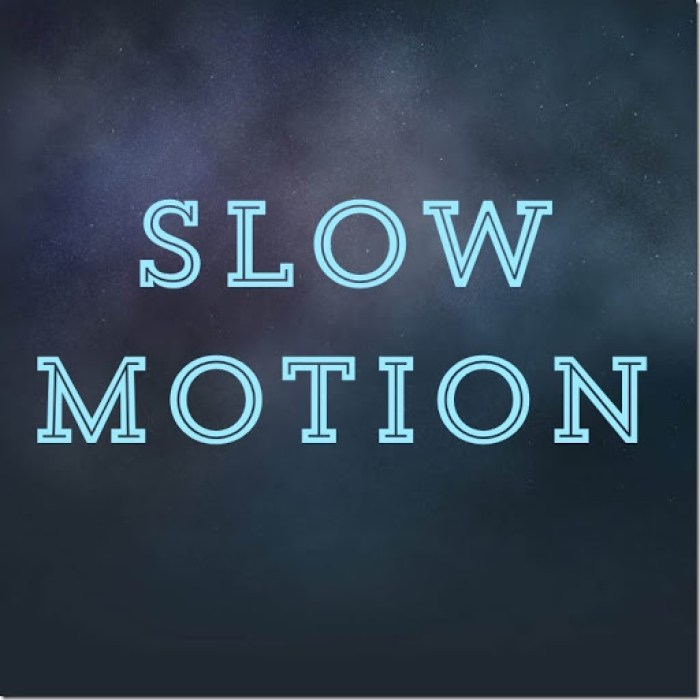 tutorial efek slow fast dan freeze motion