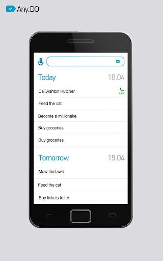*最直覺好用又最好看的待辦事項:Any.DO To Do List (Android / iPhone App) 2
