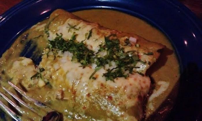 Orale Mexican Enchilada Suiza
