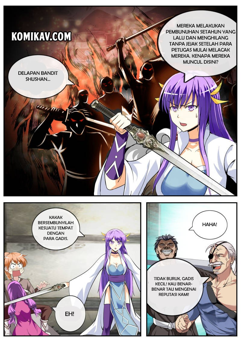 The Top Clan Leader In History: Chapter 05 - Page 2