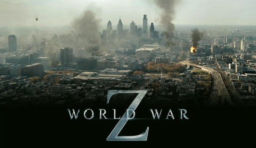 Estrenos del 2013 - Guerra mundial Z