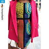 Ankara African 2017 Inspired Fashion