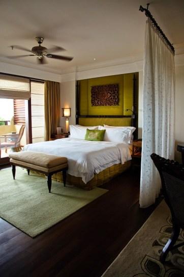 St Regis Hotel Suite Bali.