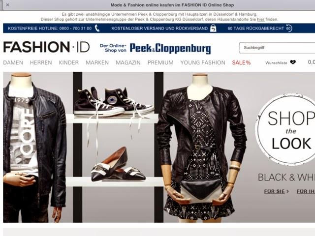 Fashion id mantel herren