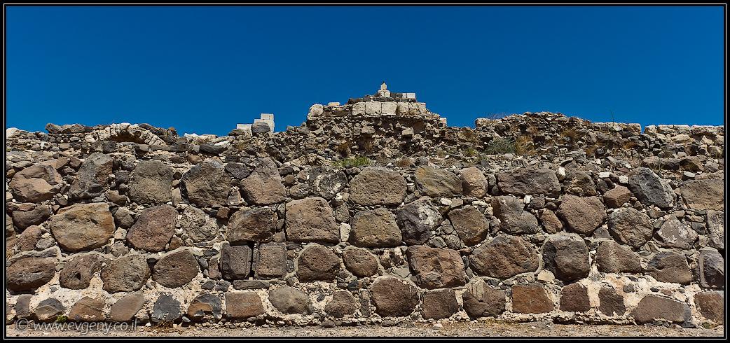 Крепость Бельвуар | Belvoir fortress | כוכב הירדן | LookAtIsrael.com - Фото путешествия по Израилю
