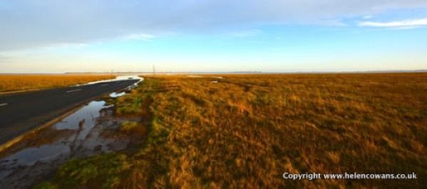 Lindisfarne Causeway 2HDR