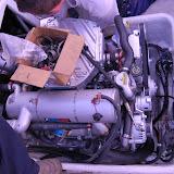 Arbete med motorn