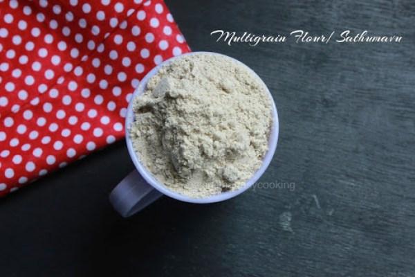 Multigrain FlourSathumavu