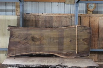 "568  Walnut -6 10/4 x  40"" x  32"" Wide x  8'  Long"