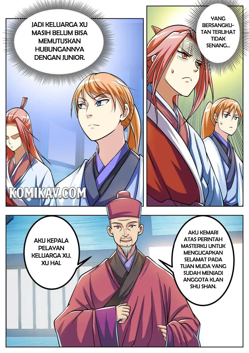 The Top Clan Leader In History: Chapter 44 - Page 8