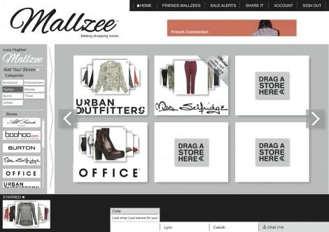 Shopping Going Social: Mallzee.com | www.mallzee.com Sneak Peek
