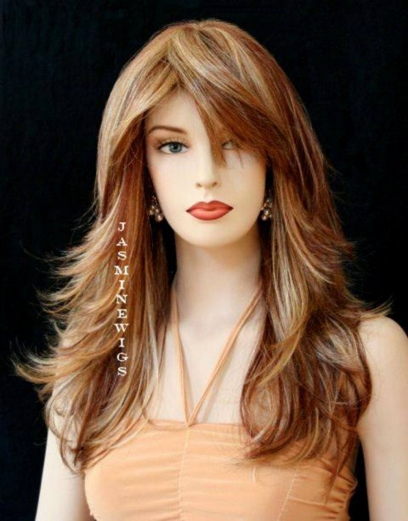 Long Hairstyles For models hairstyle