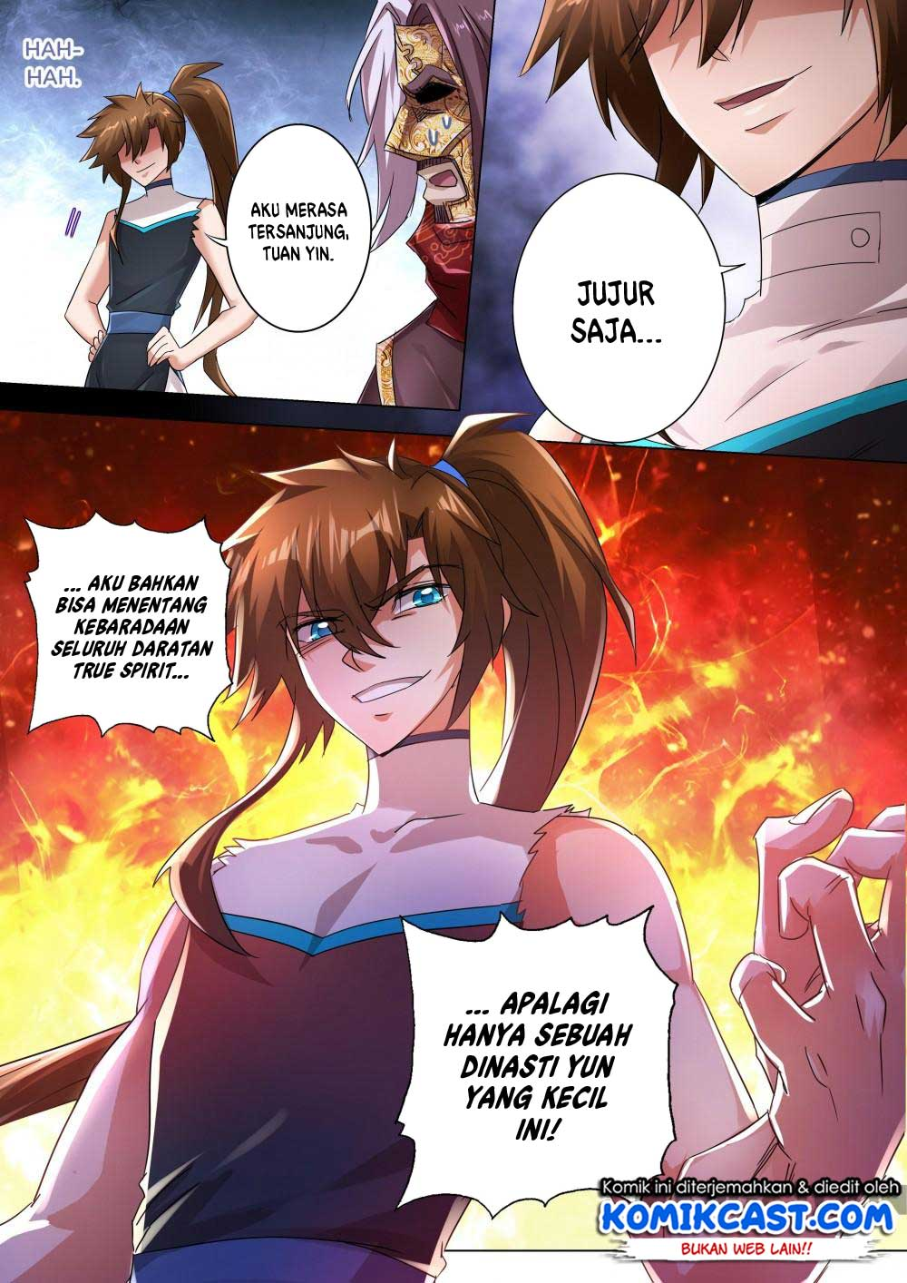Spirit Sword Sovereign: Chapter 236 - Page 6
