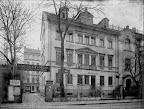 Elsterstraße, Tischlerwerkzeugfabrik Junge und Fröhlich, 6. Polizeiwache; um 1907, Fotograf: Hermann Walter (Atelier)