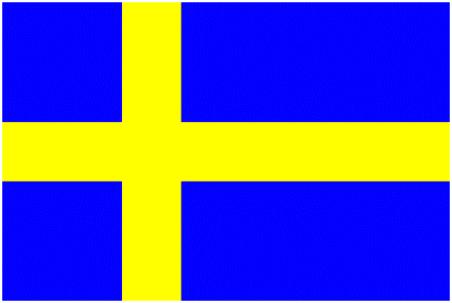 флаг Швеции